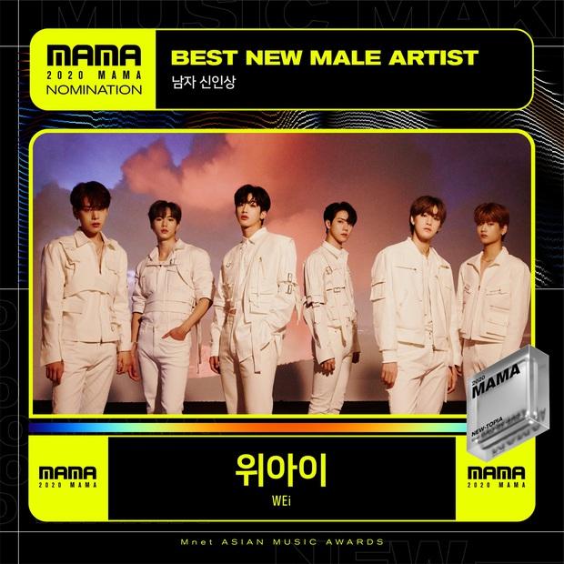 MAMA 2020 công bố đề cử: BTS và BLACKPINK nổi bật trong các hạng mục, hứa hẹn những cuộc chiến vote căng đét - Ảnh 21.
