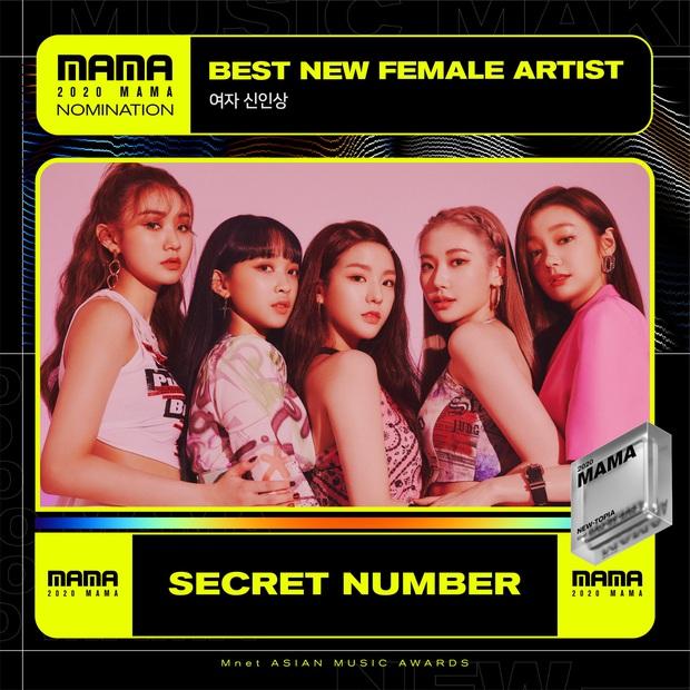 MAMA 2020 công bố đề cử: BTS và BLACKPINK nổi bật trong các hạng mục, hứa hẹn những cuộc chiến vote căng đét - Ảnh 12.
