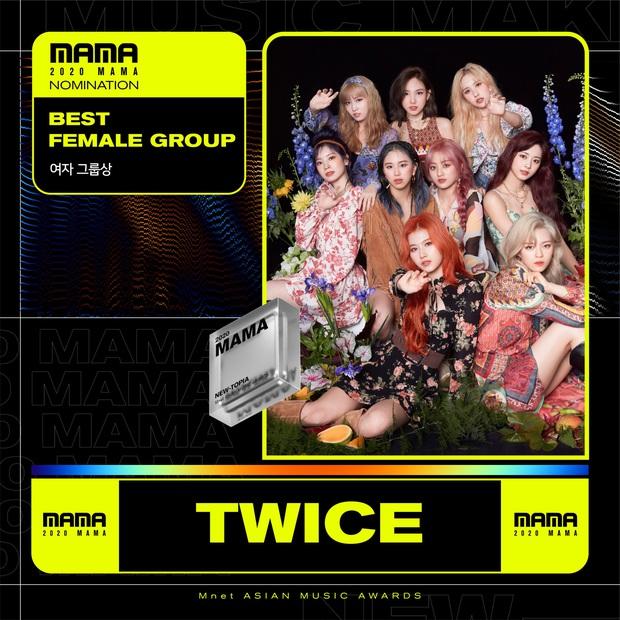 MAMA 2020 công bố đề cử: BTS và BLACKPINK nổi bật trong các hạng mục, hứa hẹn những cuộc chiến vote căng đét - Ảnh 23.