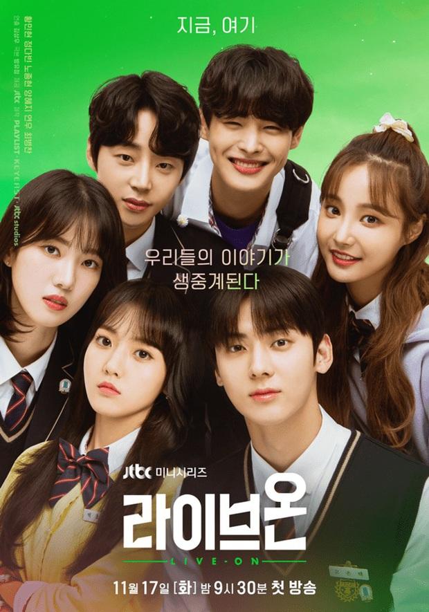Ji Chang Wook - Kim Ji Won lăm le xuất kích, vượt mặt Nam Gong Min ở phim truyền hình Hàn tháng 11? - Ảnh 9.