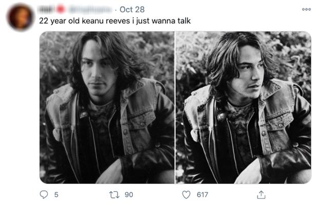 Sát thủ Keanu Reeves bất ngờ cạo trọc, vẻ lãng tử thánh thần bay sạch nhìn là xỉu ngang luôn rồi trời ạ! - Ảnh 2.