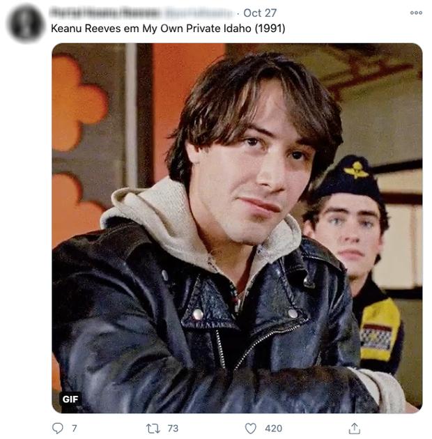 Sát thủ Keanu Reeves bất ngờ cạo trọc, vẻ lãng tử thánh thần bay sạch nhìn là xỉu ngang luôn rồi trời ạ! - Ảnh 3.