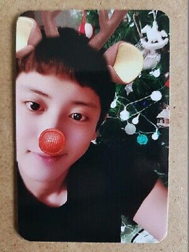 Fan giận tím mặt nghi Chanyeol (EXO) đem ảnh bạn gái chụp đi làm... photocard album, chi tiết chứng minh phốt là thật? - Ảnh 4.