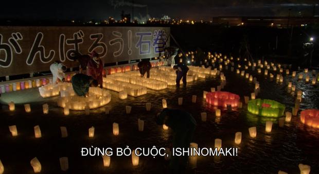 Cơn ám ảnh thảm họa sóng thần 2011 của người Nhật được làm thành phim vừa rợn gáy - vừa đau thắt lòng - Ảnh 18.