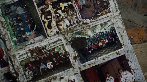 Cơn ám ảnh thảm họa sóng thần 2011 của người Nhật được làm thành phim vừa rợn gáy - vừa đau thắt lòng - Ảnh 1.