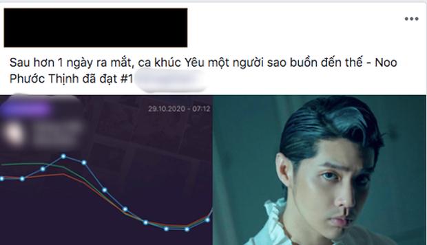 Noo Phước Thịnh hát live như nuốt đĩa được netizen khen nức nở nhưng tất cả thừa nhận bài hát trôi tuột không ấn tượng? - Ảnh 2.