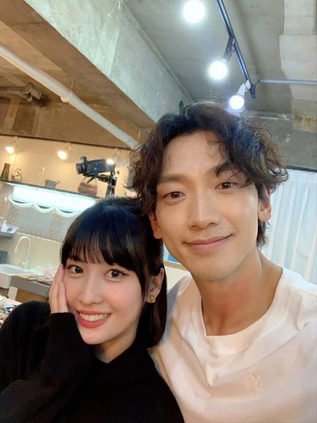 Bi Rain - Momo (TWICE) đăng ảnh selfie chung cực ngọt, dân tình rần rần: Liệu Kim Tae Hee và Heechul... có ghen không? - Ảnh 3.