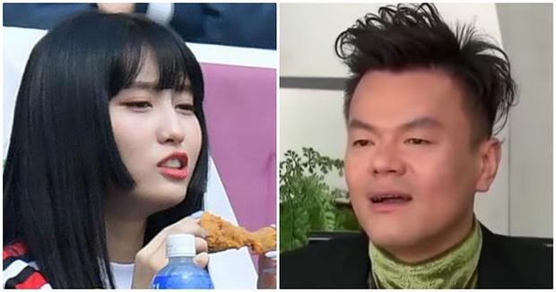 JYP tiết lộ sự thật gây sốc về Momo (TWICE): sức ăn còn hơn cả hai người đàn ông, đến chủ quán cũng kinh ngạc - Ảnh 6.
