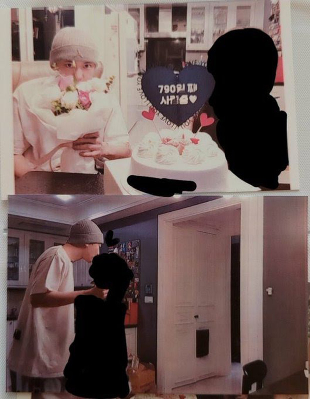 CHẤN ĐỘNG: Chanyeol bị tố ngủ lang với 10 cô gái khác trong 3 năm hẹn hò bạn gái, chửi bới thành viên EXO với ảnh bằng chứng rõ ràng - Ảnh 8.