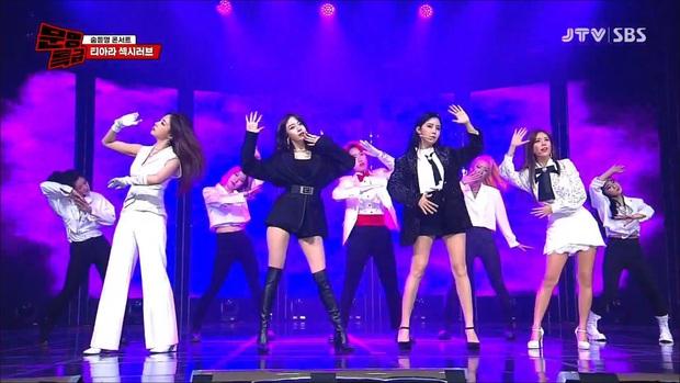 T-ara tái hợp biểu diễn 2 bản hit đình đám một thời nhưng visual bùng nổ mới là điều đáng nói! - Ảnh 12.