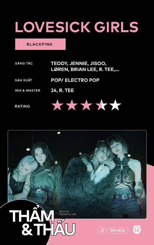 Lovesick Girls - Từ bỏ công thức tạo hit quen thuộc, BLACKPINK còn lại gì? - Ảnh 14.