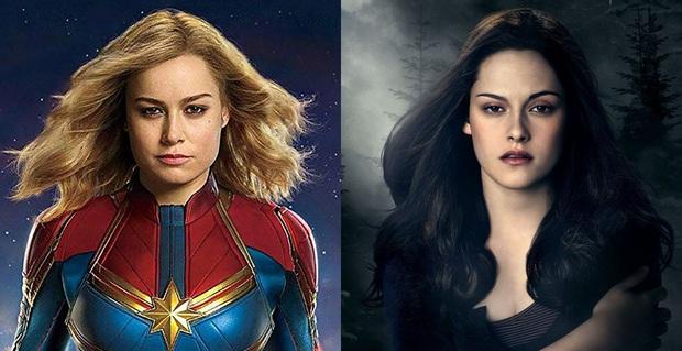 Lý do chính đáng để ghi hận 5 bom tấn đình đám: Twilight nội dung phi lý, Captain Marvel toàn nữ quyền nửa vời - Ảnh 1.