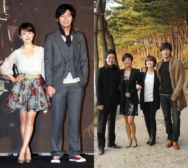 Năm nay showbiz Hàn toàn tin đồn hẹn hò chấn động: Hyun Bin - Song Hye Kyo tái hợp 7749 lần, Park Bo Young yêu tiền bối đáng tuổi bố? - Ảnh 4.