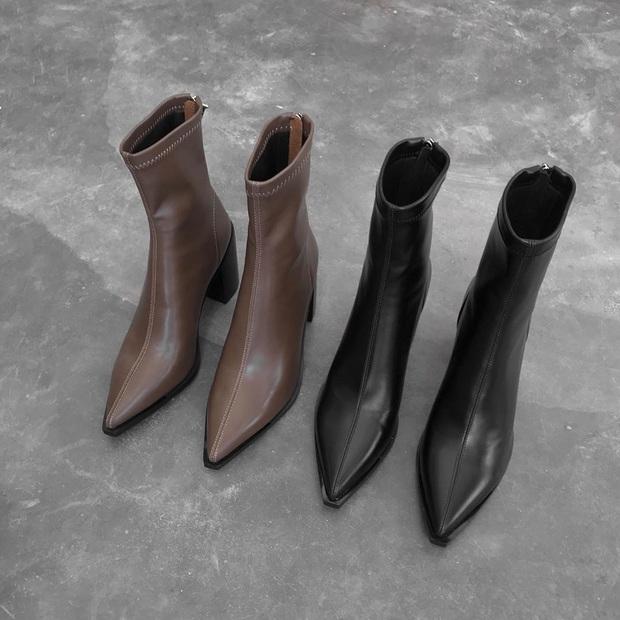 Sắp lạnh rồi, muốn ăn mặc sành điệu như hội IT girl thì các nàng phải sắm ankle boots ngay thôi - Ảnh 6.
