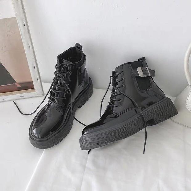 Sắp lạnh rồi, muốn ăn mặc sành điệu như hội IT girl thì các nàng phải sắm ankle boots ngay thôi - Ảnh 10.