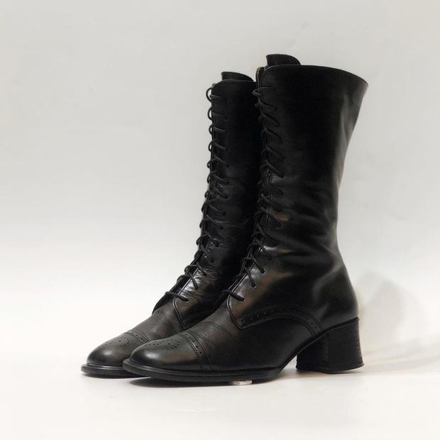 Sắp lạnh rồi, muốn ăn mặc sành điệu như hội IT girl thì các nàng phải sắm ankle boots ngay thôi - Ảnh 12.