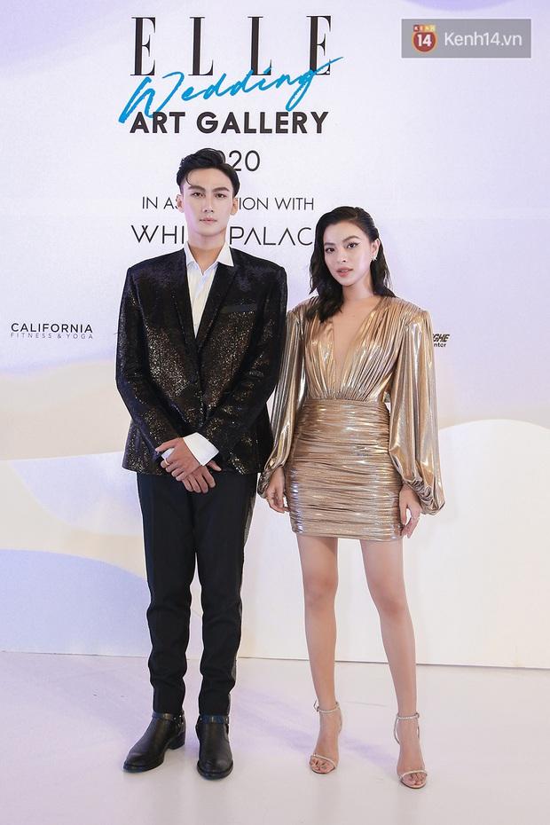 Linh Ka lần đầu diện váy xẻ ngực hun hút chặt đẹp các đàn chị, Quỳnh Anh Shyn - Đức Phúc đọ tóc dự show Chung Thanh Phong - Ảnh 15.
