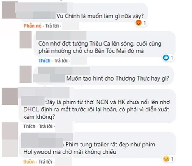 Phim nằm kho 4 năm của Ngô Cẩn Ngôn - Hứa Khải rục rịch lên sóng, netizen đổ xô nghi ngờ Vu Chính câu view? - Ảnh 9.
