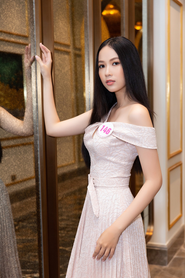 Top 60 Hoa hậu Việt Nam 2020 lần đầu hội ngộ đông đủ, đọ sắc cực gắt cùng khung hình: Nhìn là hiểu đấu trường visual năm nay đáng gờm thế nào! - Ảnh 11.