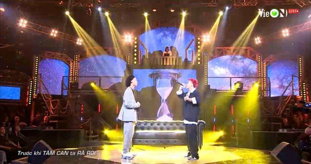 Thành Draw và RPT Gonzo mở đầu đêm nhạc retro team Binz với ca khúc kinh điển của cố nhạc sĩ Trịnh Công Sơn - Ảnh 7.