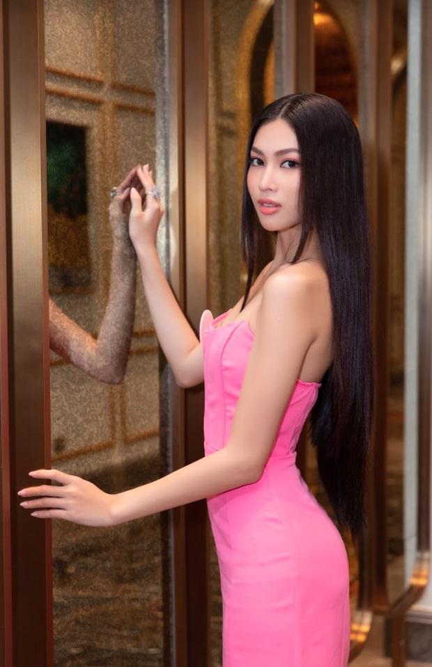 Top 60 Hoa hậu Việt Nam 2020 lần đầu hội ngộ đông đủ, đọ sắc cực gắt cùng khung hình: Nhìn là hiểu đấu trường visual năm nay đáng gờm thế nào! - Ảnh 10.