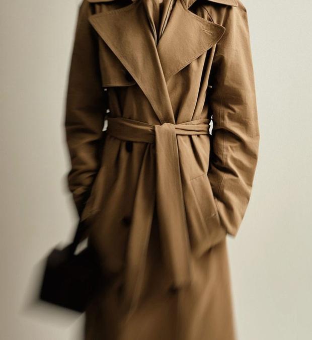 Hội mặc đẹp kháo nhau địa chỉ sắm trench coat chuẩn xịn từ phom dáng tới chất liệu, có hẳn thiết kế Việt mà giá chỉ hơn 1 triệu  - Ảnh 1.