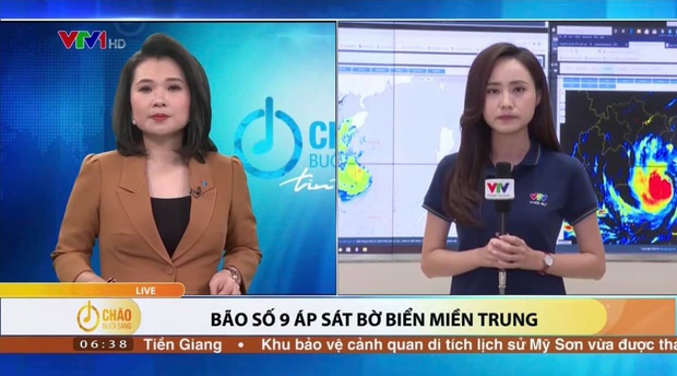 BTV thời tiết của VTV chia sẻ áp lực 30 lần lên sóng trong 2 ngày bão vào, kêu gọi mọi người đừng chủ quan - Ảnh 3.