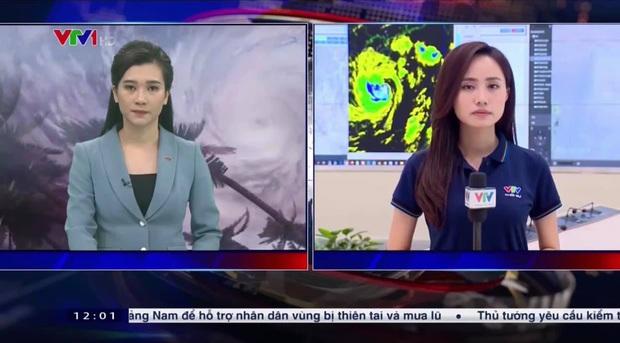 BTV thời tiết của VTV chia sẻ áp lực 30 lần lên sóng trong 2 ngày bão vào, kêu gọi mọi người đừng chủ quan - Ảnh 2.