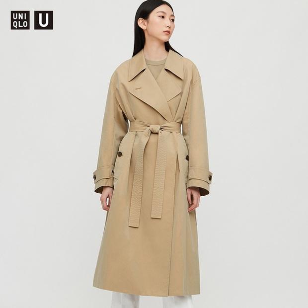Hội mặc đẹp kháo nhau địa chỉ sắm trench coat chuẩn xịn từ phom dáng tới chất liệu, có hẳn thiết kế Việt mà giá chỉ hơn 1 triệu  - Ảnh 6.