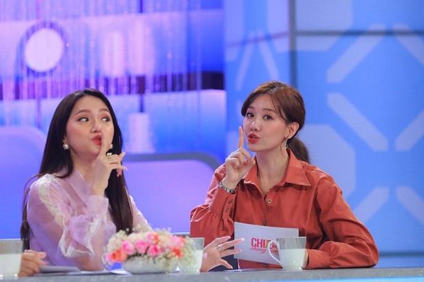 Hương Giang phản bác về việc nói đạo lý trên show: Từ giờ tôi sẽ không tham gia bất kì chương trình nào cần phải thể hiện quan điểm cá nhân không cần thiết - Ảnh 3.