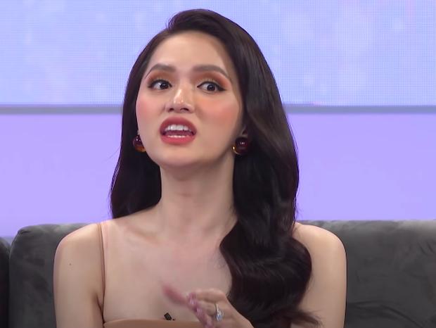 Ra đây mà nghe Hoa hậu Hương Giang cắt nghĩa thế nào là nói chuyện đạo lý, 100 triệu kết quả Google giải đáp cũng không hay bằng! - Ảnh 12.