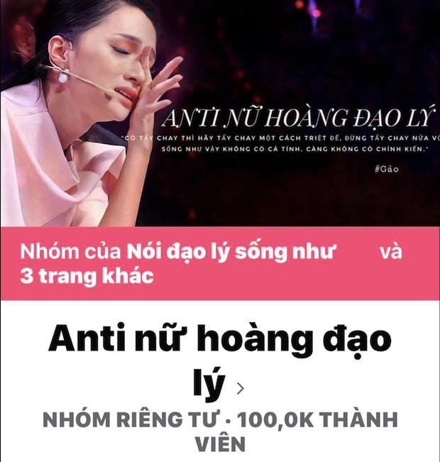 Hương Giang phản bác về việc nói đạo lý trên show: Từ giờ tôi sẽ không tham gia bất kì chương trình nào cần phải thể hiện quan điểm cá nhân không cần thiết - Ảnh 2.