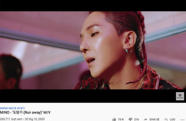 Mino rap nhanh nghe muốn tắc thở trong MV mới, sản phẩm chất lượng mà YG quảng bá hời hợt khiến fan bức xúc - Ảnh 8.