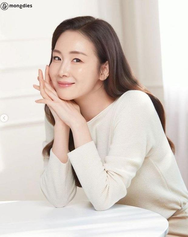 Choi Ji Woo gây xôn xao với diện mạo trong lần đầu lộ diện sau 5 tháng sinh con: Đúng là gái 1 con trông mòn con mắt! - Ảnh 5.