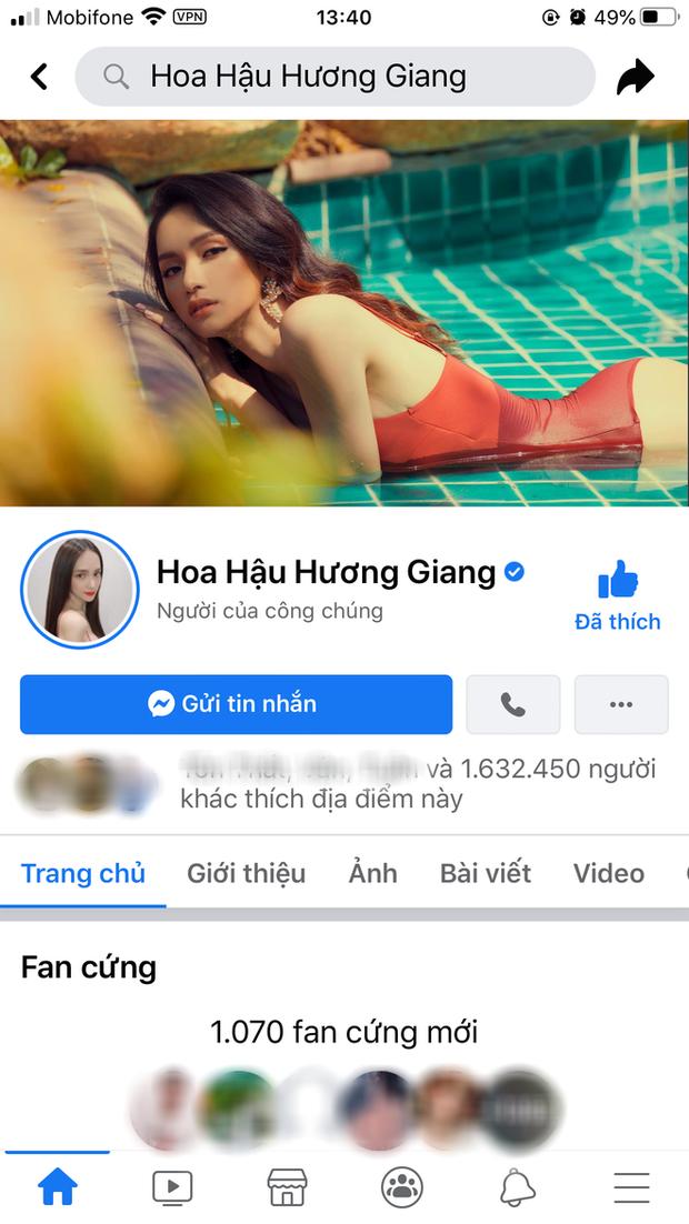 Diễn biến drama Hương Giang và antifan: Group công kích đã tạm khoá, nàng Hậu có động thái ngăn chặn thiệt hại - Ảnh 4.