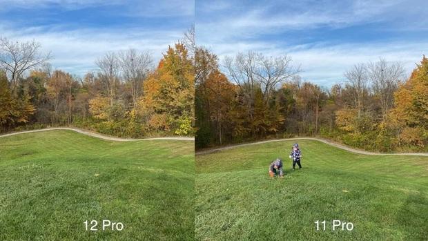 So sánh camera iPhone 11 Pro và iPhone 12 Pro - Ảnh 10.
