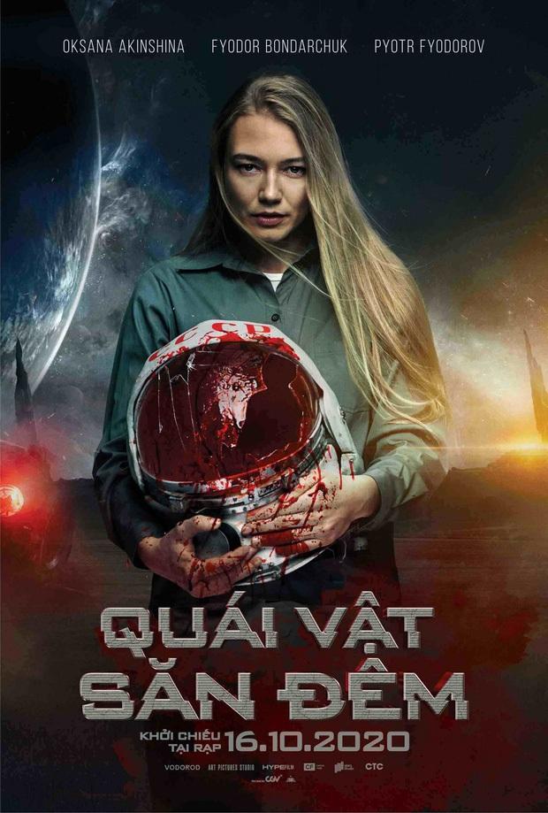 Hội chị đại phù thủy đại náo rạp chiếu mùa Halloween, phim kinh dị Việt duy nhất ra mắt liệu có bị hà hiếp? - Ảnh 7.