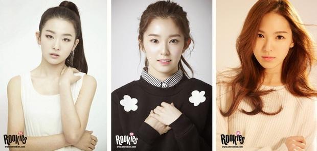 Đừng vội chê nhóm nữ mới của SM coi chừng bị quật: Đến vườn bông visual Red Velvet và NCT trước khi debut còn bị chê tơi tả đấy thôi! - Ảnh 6.
