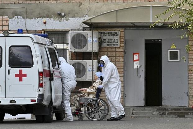 Nga ghi nhận kỷ lục trên 17.000 ca nhiễm COVID-19 mới trong ngày - Ảnh 1.