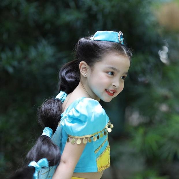 Netizen phát cuồng vì con gái mỹ nhân đẹp nhất Philippines hóa trang cho Halloween: Sao 4 tuổi mà visual đã đỉnh thế này? - Ảnh 3.