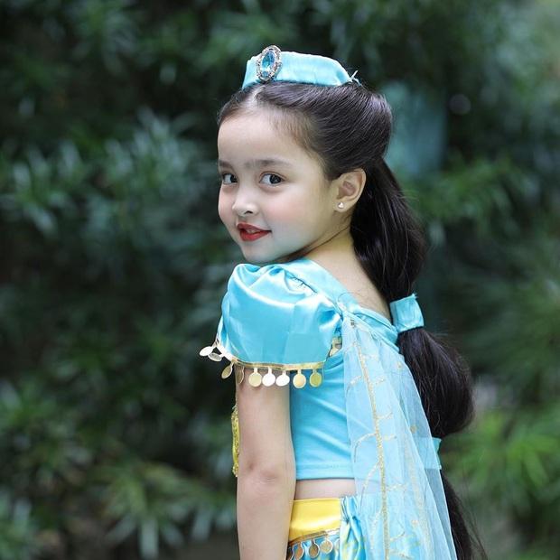 Netizen phát cuồng vì con gái mỹ nhân đẹp nhất Philippines hóa trang cho Halloween: Sao 4 tuổi mà visual đã đỉnh thế này? - Ảnh 4.