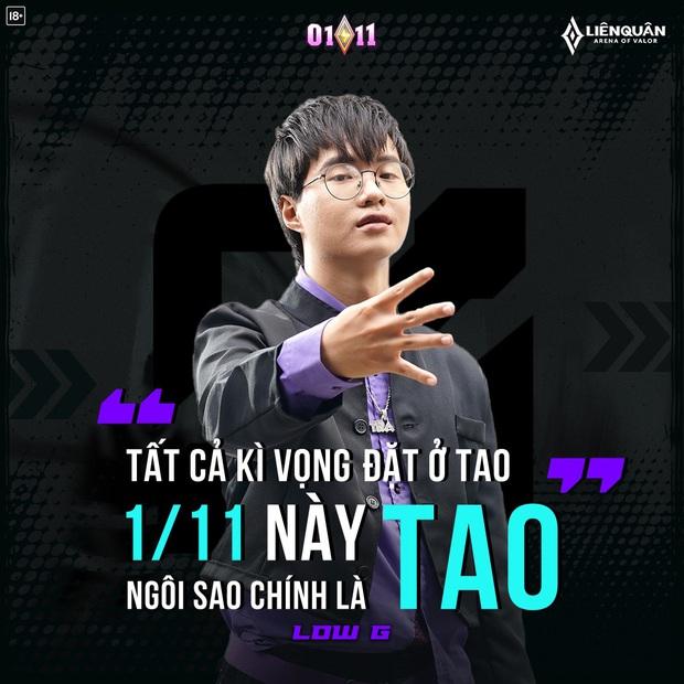 Dàn sao Rap Việt tung ra siêu phẩm Lane Nào Bá Nhất mừng sinh nhật Liên Quân Mobile với lyric cực cà khịa - Ảnh 2.