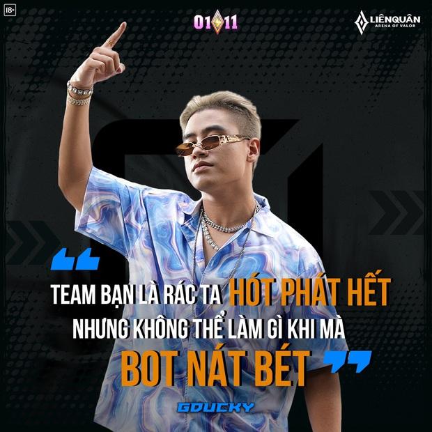 Dàn sao Rap Việt tung ra siêu phẩm Lane Nào Bá Nhất mừng sinh nhật Liên Quân Mobile với lyric cực cà khịa - Ảnh 4.