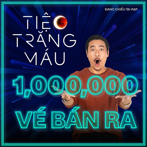 Tiệc Trăng Máu cán mốc 1 triệu vé, tín hiệu phòng vé Việt hồi sinh sau đại dịch không còn xa - Ảnh 1.