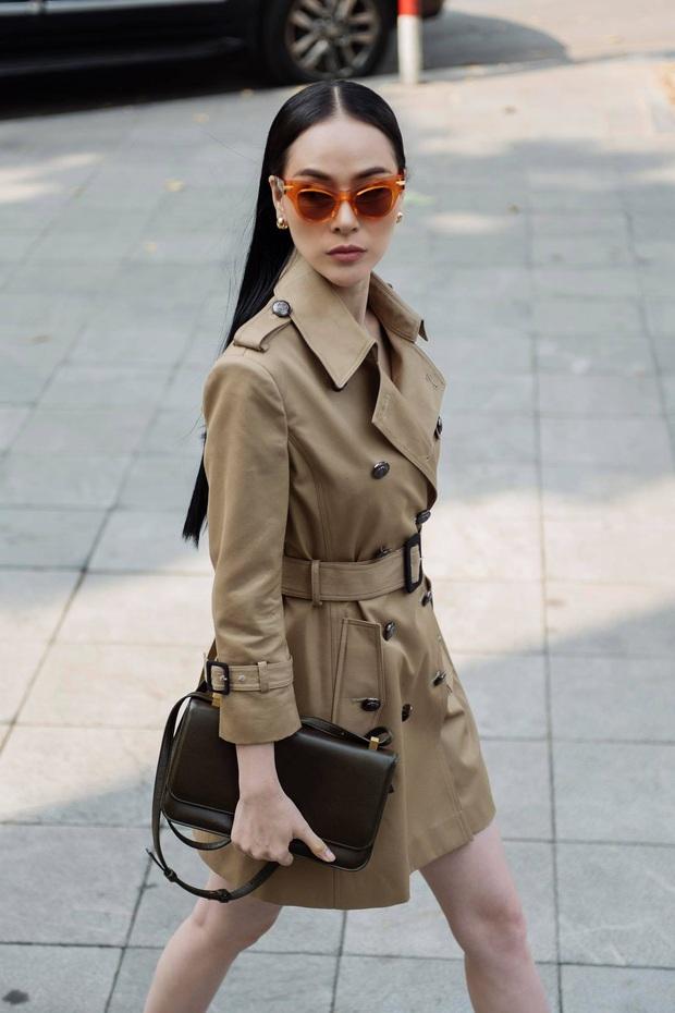 Hội mặc đẹp kháo nhau địa chỉ sắm trench coat chuẩn xịn từ phom dáng tới chất liệu, có hẳn thiết kế Việt mà giá chỉ hơn 1 triệu  - Ảnh 3.