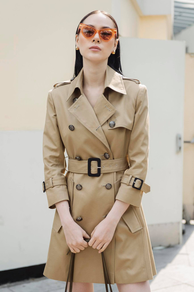 Hội mặc đẹp kháo nhau địa chỉ sắm trench coat chuẩn xịn từ phom dáng tới chất liệu, có hẳn thiết kế Việt mà giá chỉ hơn 1 triệu  - Ảnh 4.