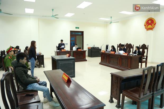 Mẹ mìn bắt cóc bé trai 2 tuổi ở Bắc Ninh bật khóc khi bị tuyên án 5 năm tù - Ảnh 16.