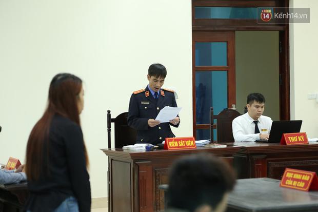 Mẹ mìn bắt cóc bé trai 2 tuổi ở Bắc Ninh bật khóc khi bị tuyên án 5 năm tù - Ảnh 17.