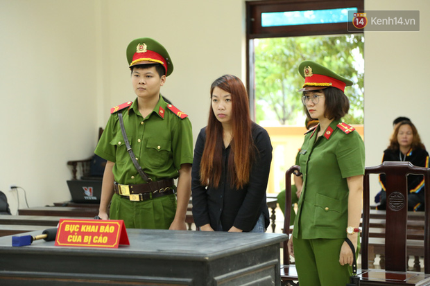 Mẹ mìn bắt cóc bé trai 2 tuổi ở Bắc Ninh bật khóc khi bị tuyên án 5 năm tù - Ảnh 18.