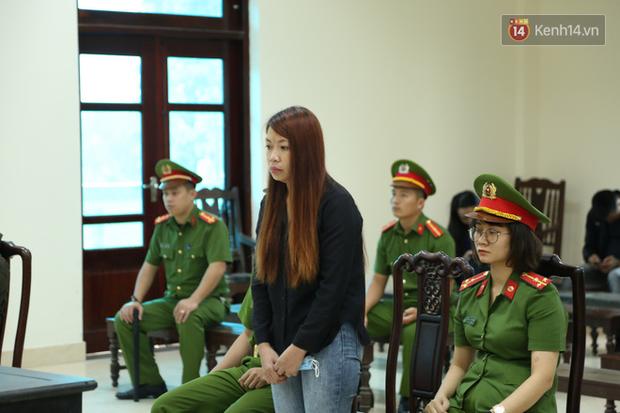 Mẹ mìn bắt cóc bé trai 2 tuổi ở Bắc Ninh bật khóc khi bị tuyên án 5 năm tù - Ảnh 20.